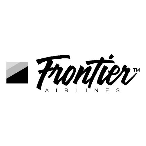 Ink Monstr Clients - Frontier Airlines
