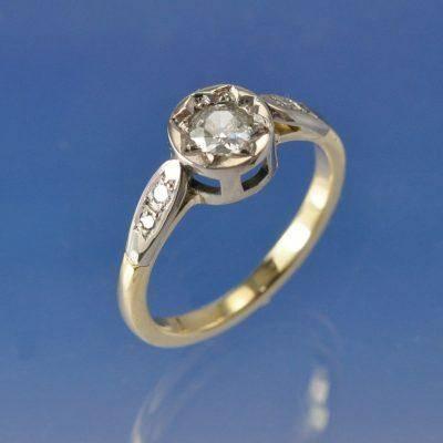 jewellery repair broken ring