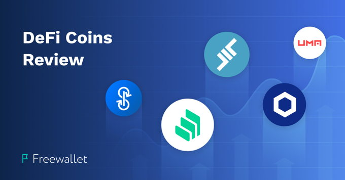 Top 5 DeFi Coins to Use in 2020