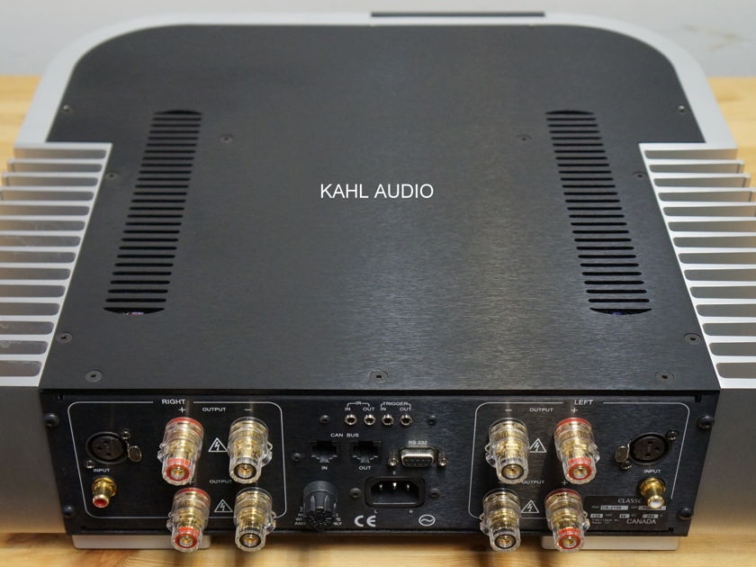 Classe CA-2100 stereo amp. Lots of positive reviews! $4,000 MSRP