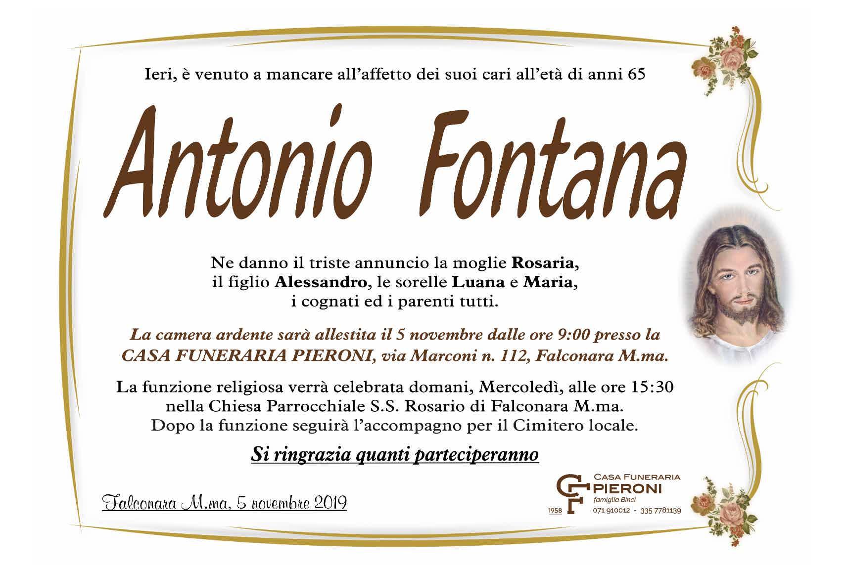 Antonio Fontana