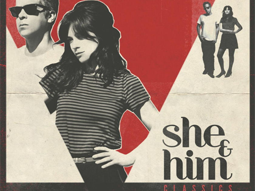 She & Him  - Classics 180g LP