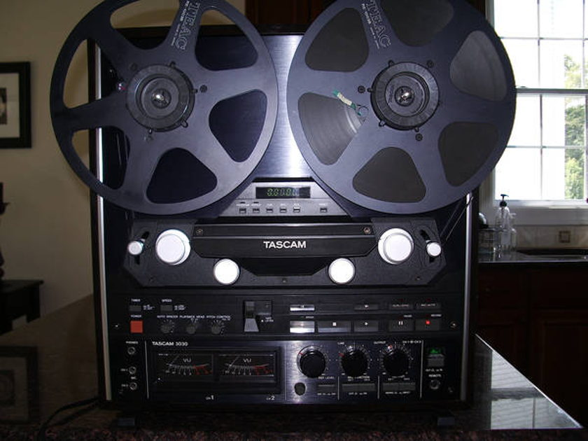 Tascam 3030 Open Reel Tape Deck