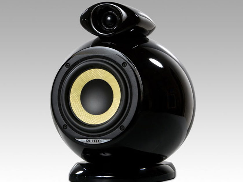 EBTB Pluto 2-Way Monitor - Gloss Black