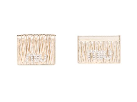 Miu Miu | Set of Matching Wallet Gear