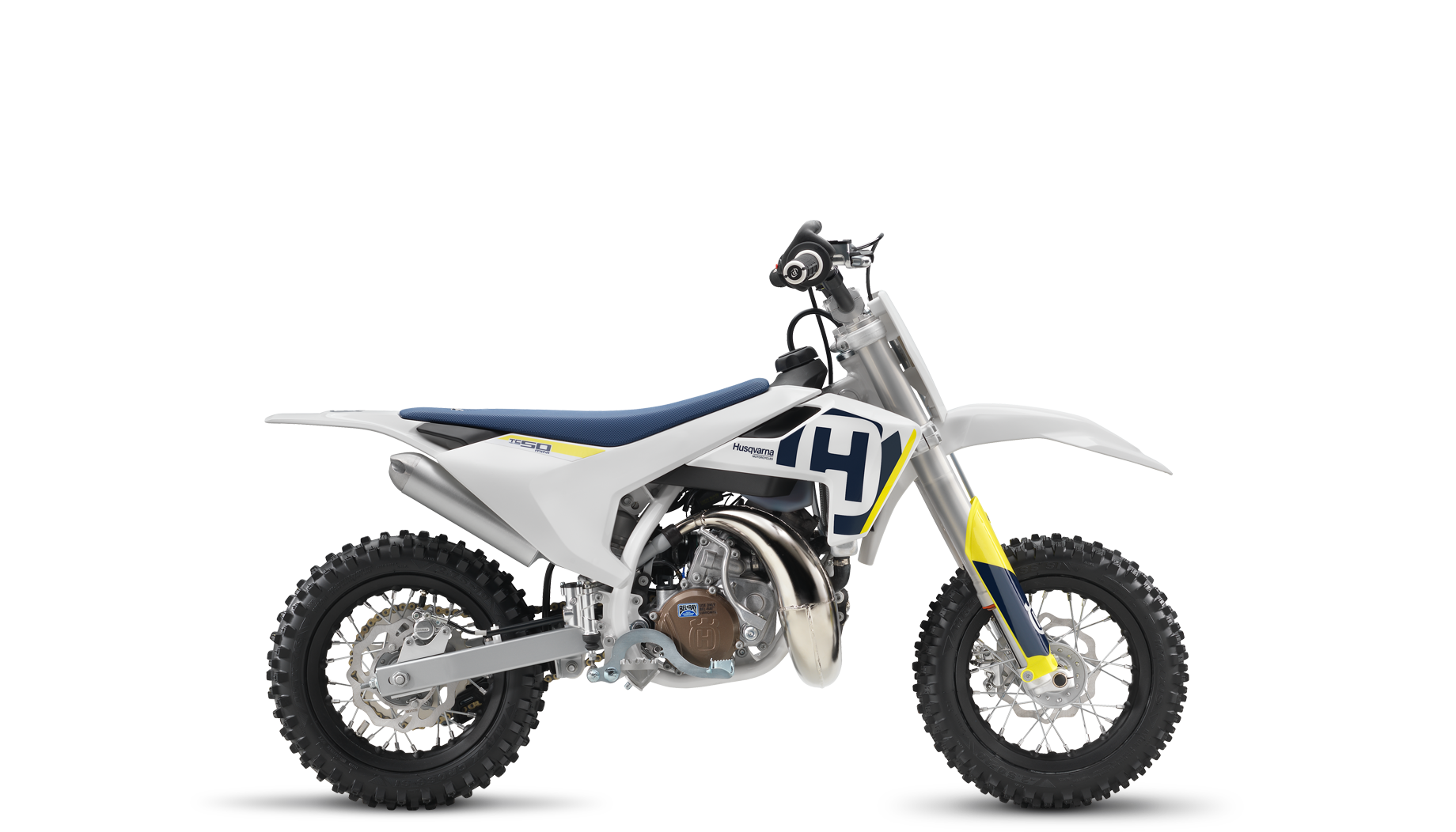 2018 HUSQVARNA MOTORCYCLES TC 50 MINI