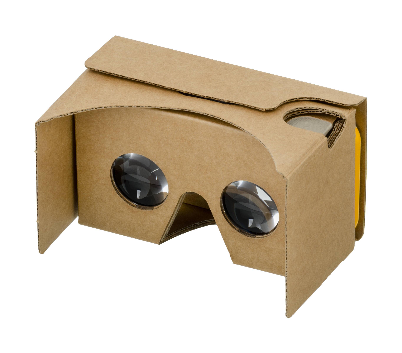 Virtual Reality, Google Cardboard Glasses