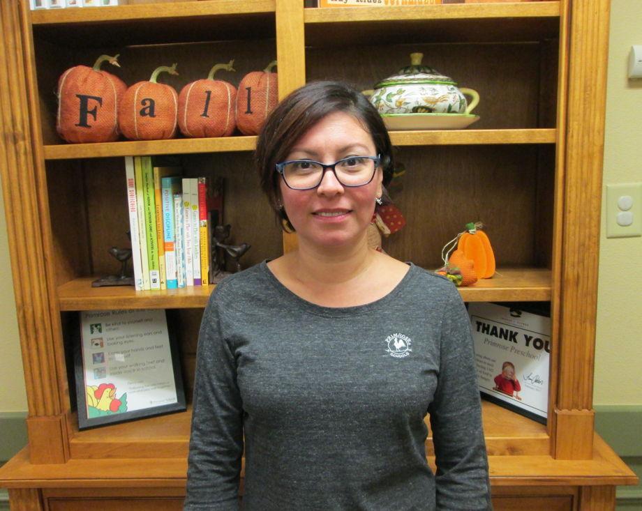 Mrs. Isis De La Fuente , Kindergarten Assistant