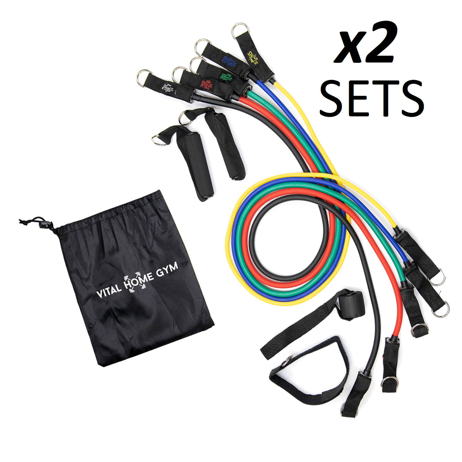 work out bands, workout resistance bands, workout bands with handles