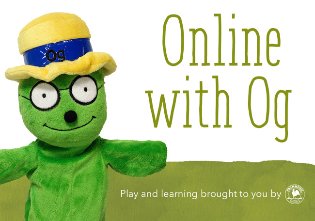 Play and learning through Og brought to you by Primrose Schools