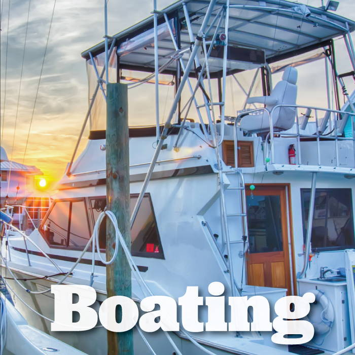 boating equipment supplies accessories by Great American Sporting Goods