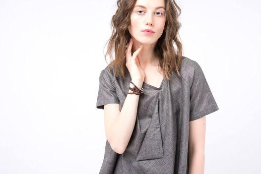 Блузка Graphit с углом