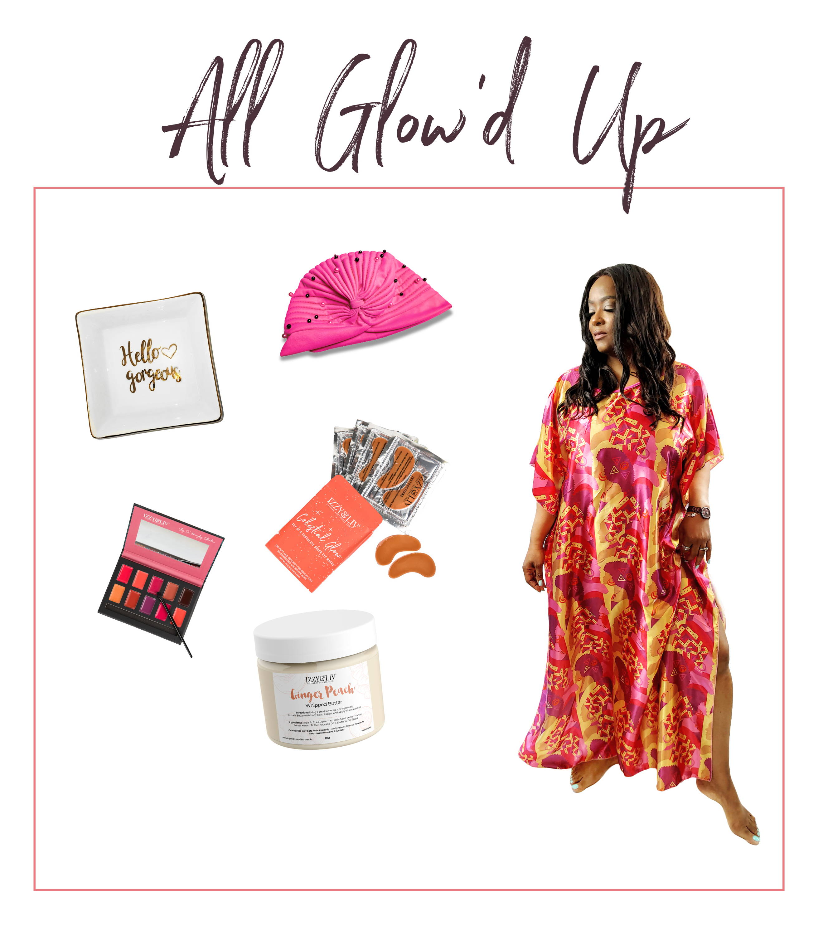 All Glow'd Up Mother's Day Bundle Image