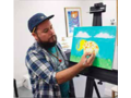 Painting Classes with Felipe Lagos