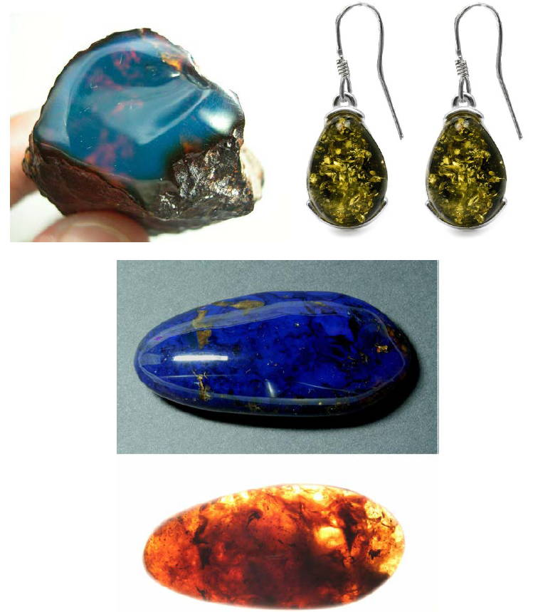 amber gemstone yves lemay jewelry