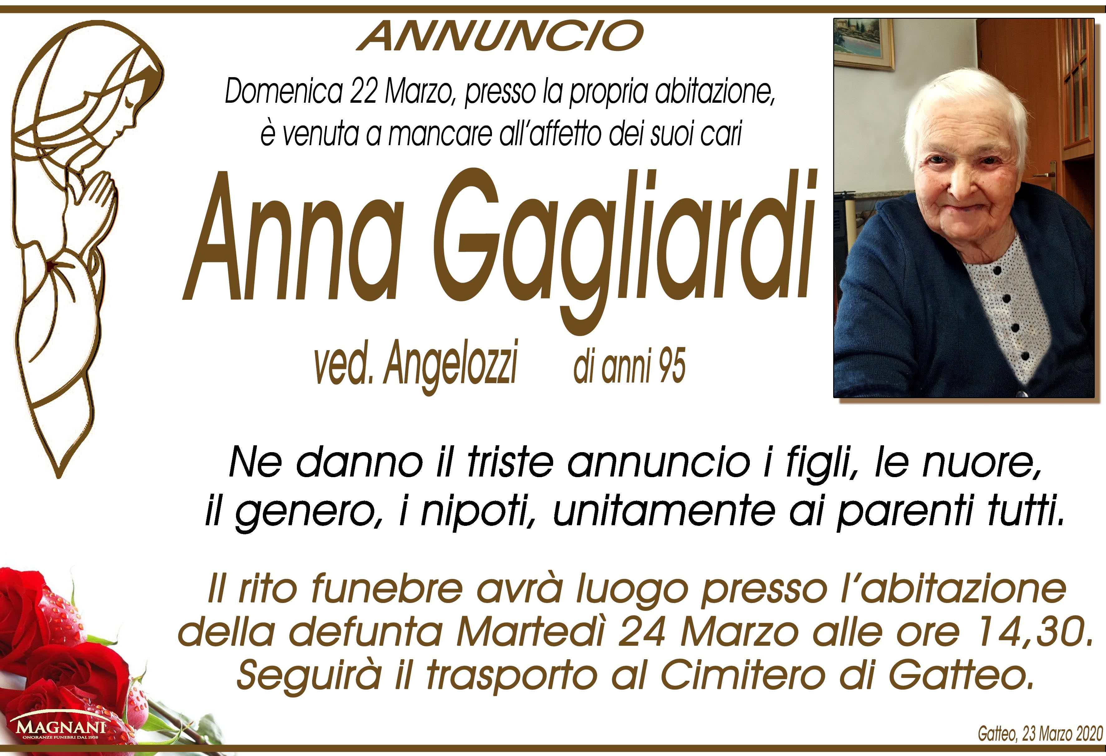 Anna Gagliardi