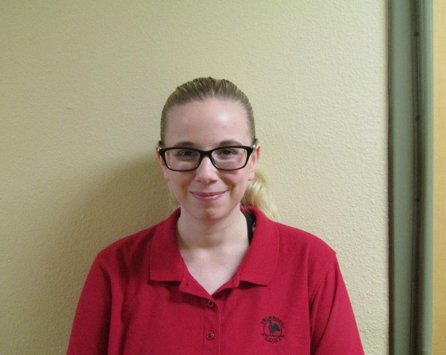 Ms. Shykes , Preschool 1 Assistant Teacher