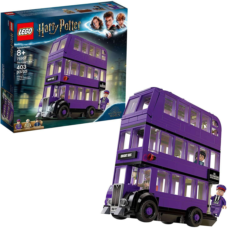 LEGO Harry Potter knight bus toy
