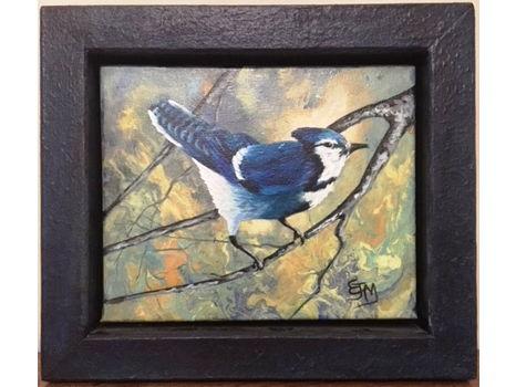 "Libby McMeekin ""Blue Jay"""