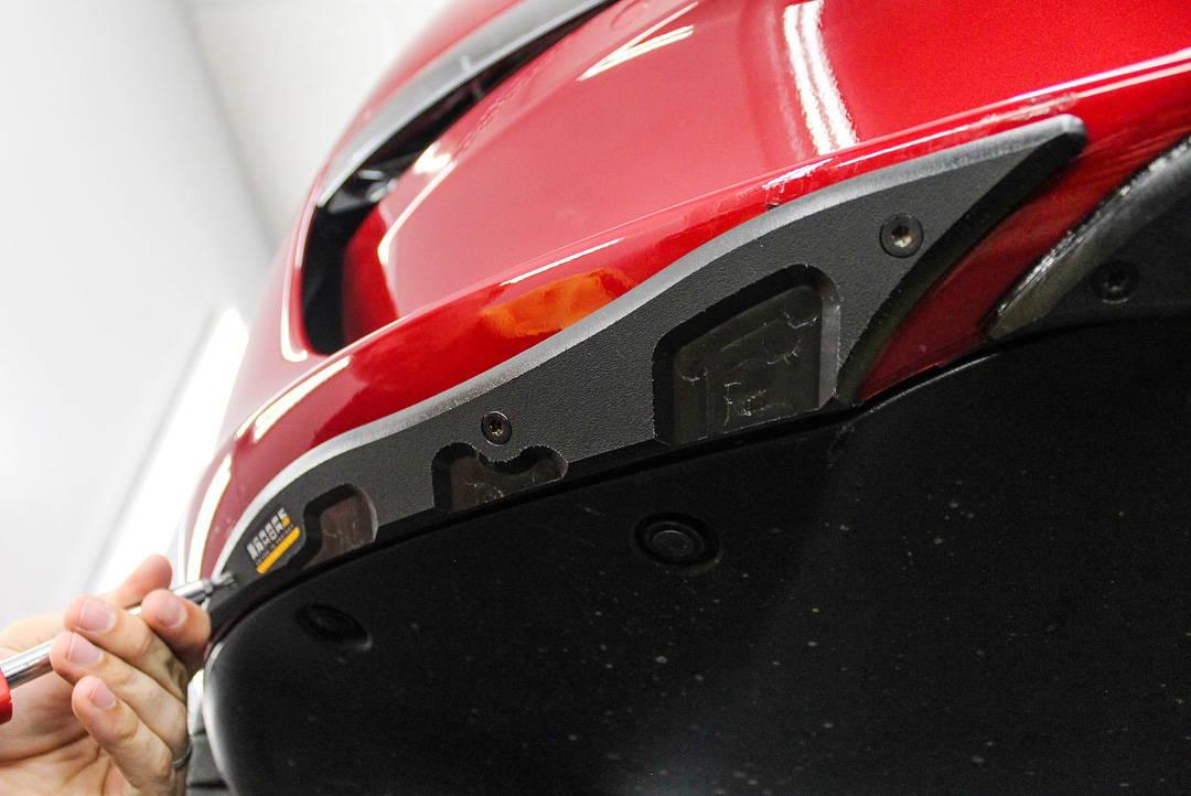 Tesla Model 3 Scrape Armor Skid Plate