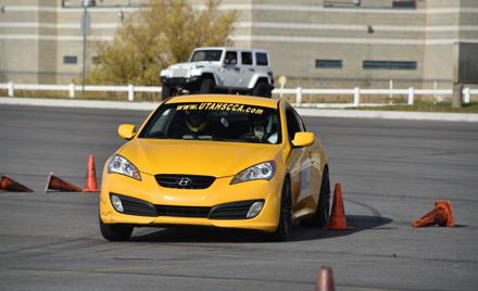 URCCA Autocross PE 29 Legacy Events Center