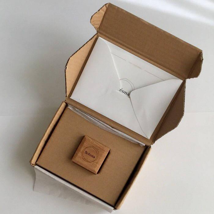 Sceona packaging jewellery