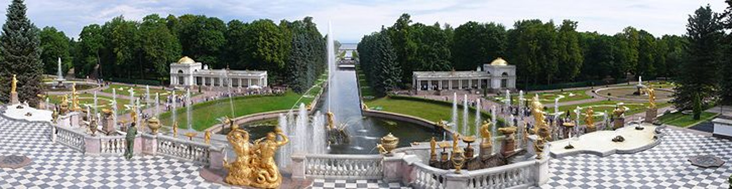 Bus tour to Peterhof