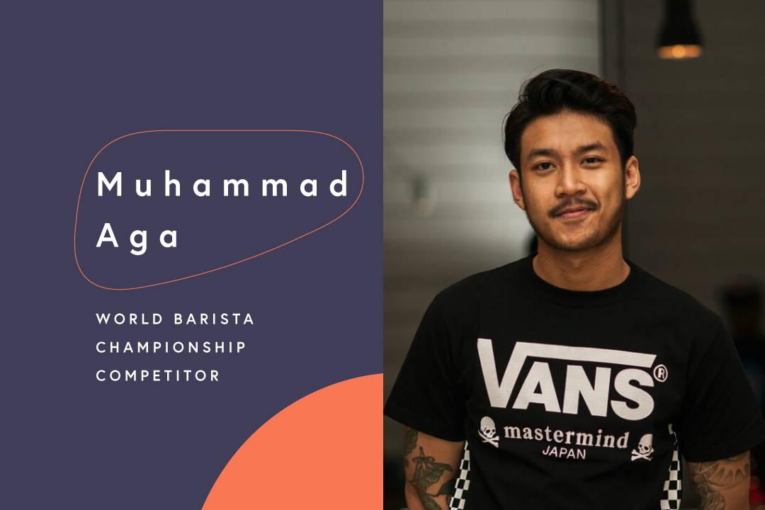 The Road to the World Barista Championships: Muhammad Aga