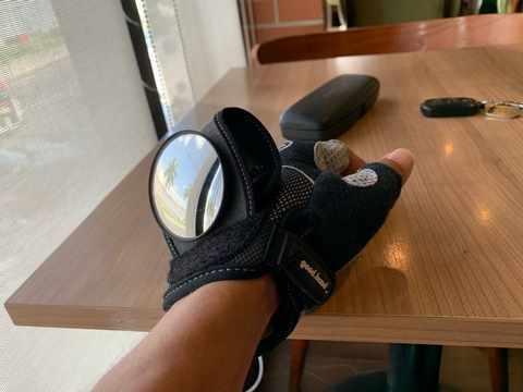 gants retroviseur