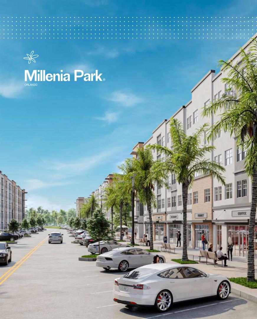 skyview image of Millenia Park