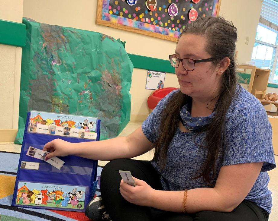 Ms. Saleena - 5 Years of Service , Early Preschool Lead Teacher
