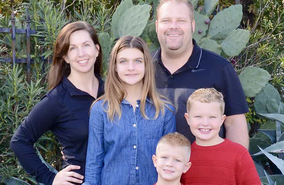 Franchise Owners of Primrose School at Cibolo Canyons, Colleen & Ryan Hord