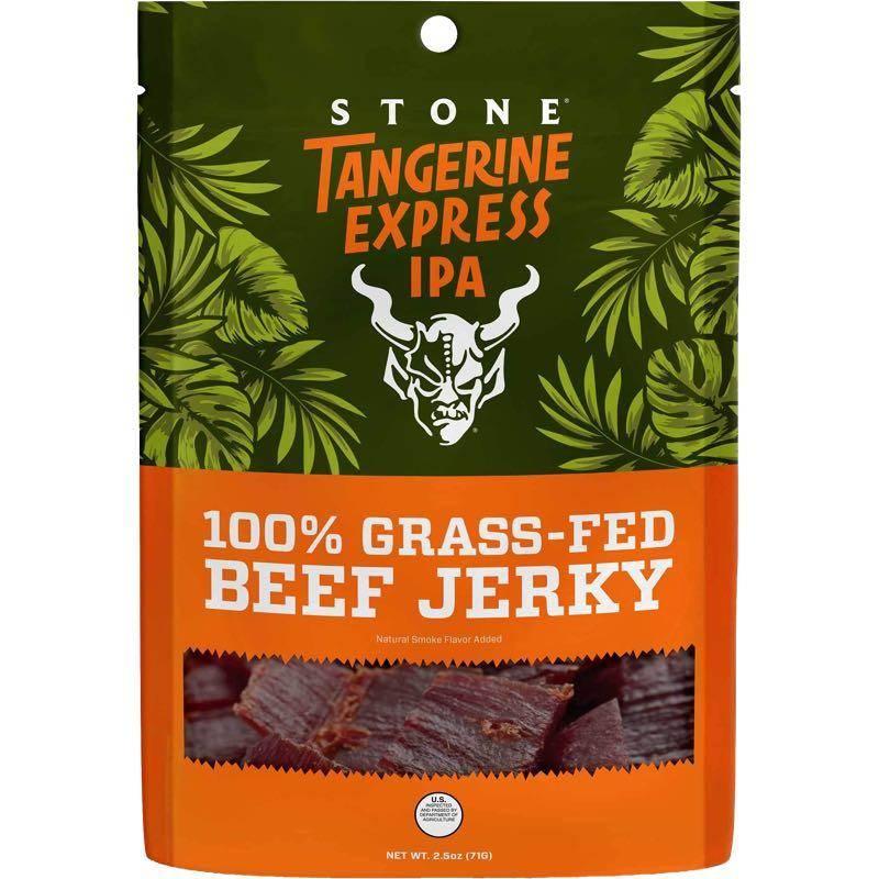 Stone Tangerine Express IPA Beef Jerky