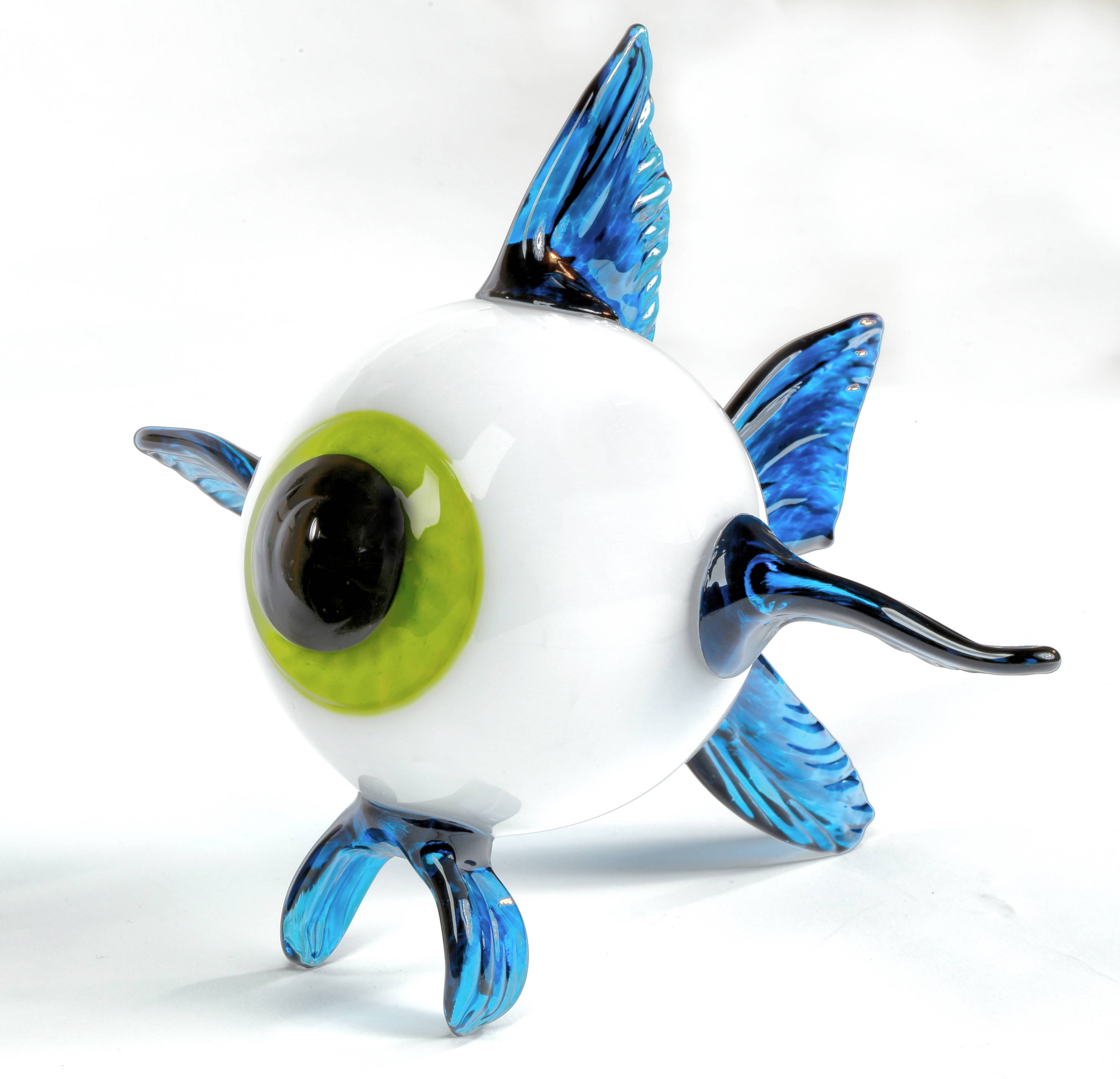 Spark 2018 Silent Auction Preview Terminalcityglass Snap Circuits Sound The Granville Island Toy Company Eyeball Fish By Laura Burns Hand Blown Glass 6 In Diameter Starting Bid 100