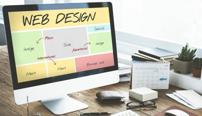 Effectively Building Your First Corporate Website
