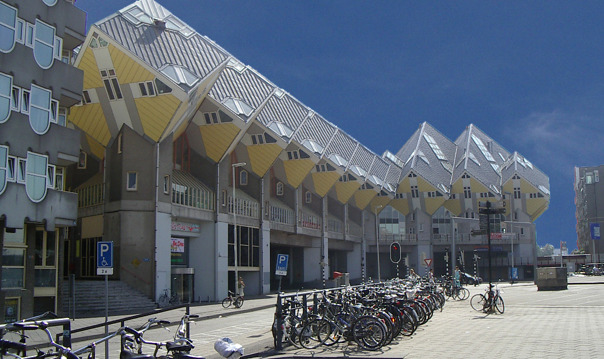 Роттердам, Гаага (выезд из Кёльна)