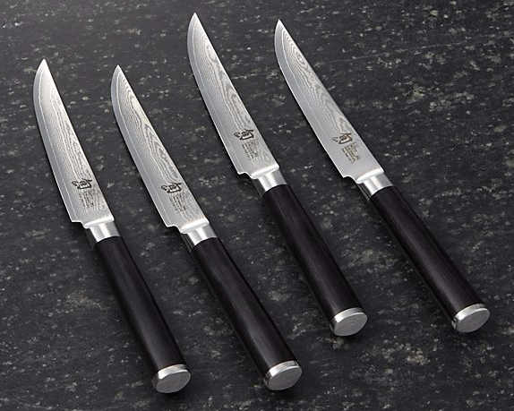 Shun Classic Steak Knives
