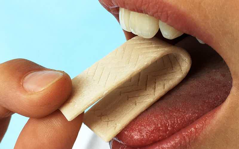 Chewing Gum Helps Weight Loss?