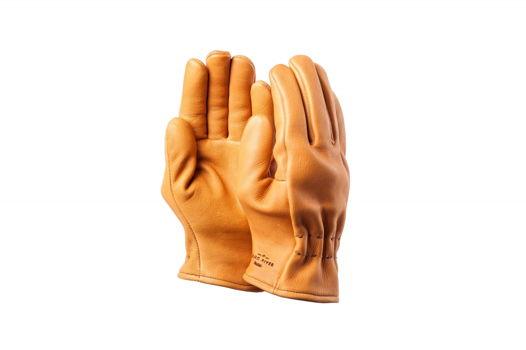 Перчатки из кожи Брисбен