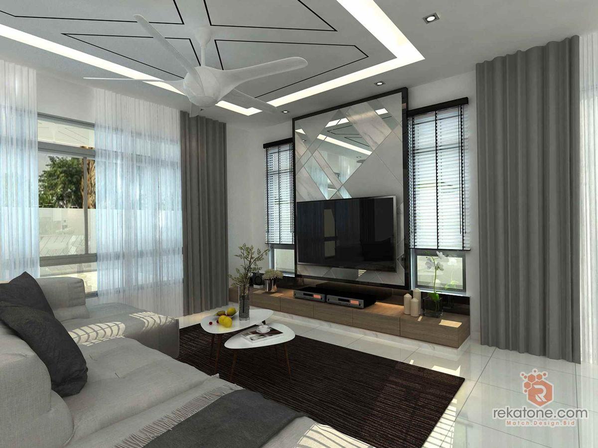 5 Elements Of Modern Country Interior Design In Malaysia Rekatone Com