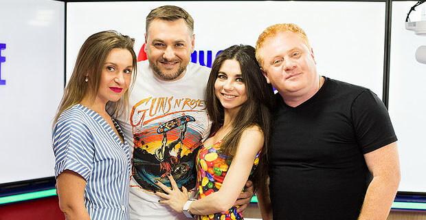 Анна Плетнёва в гостях у «Русских Перцев» - Новости радио OnAir.ru