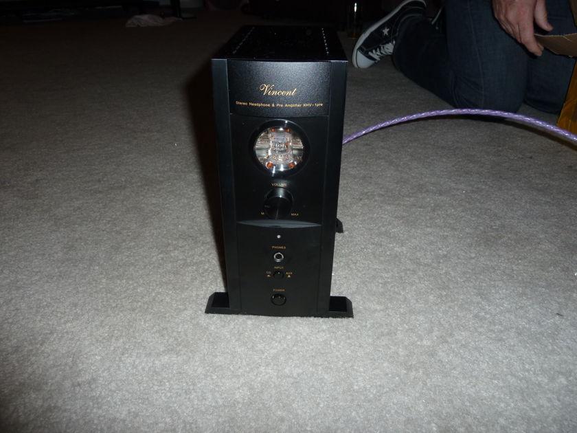 Vincent Audio KHV-1 preamp/headphone amp free ship US 48 save $$$$