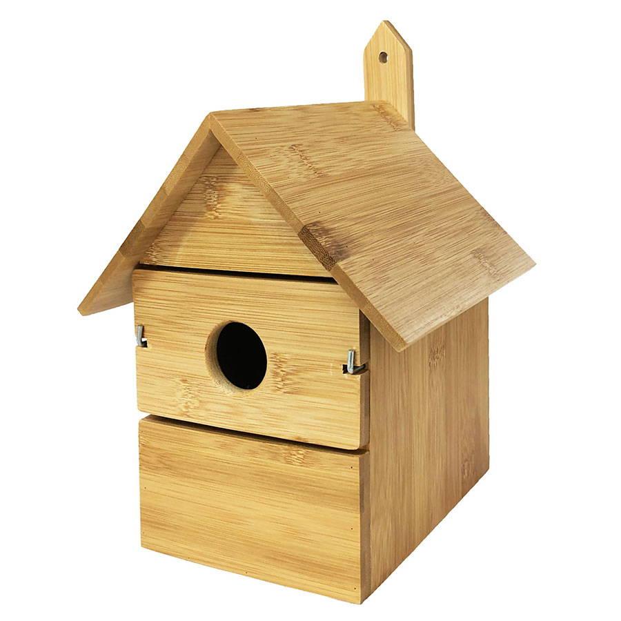 Topflite premium bird feeder lodge