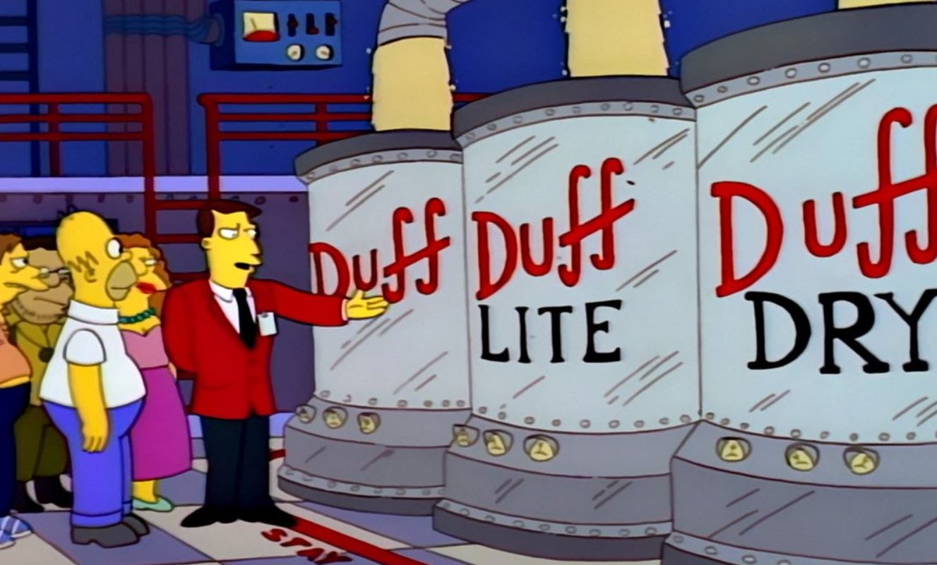 Duff, Duff Lite, and Duff Dry tanks