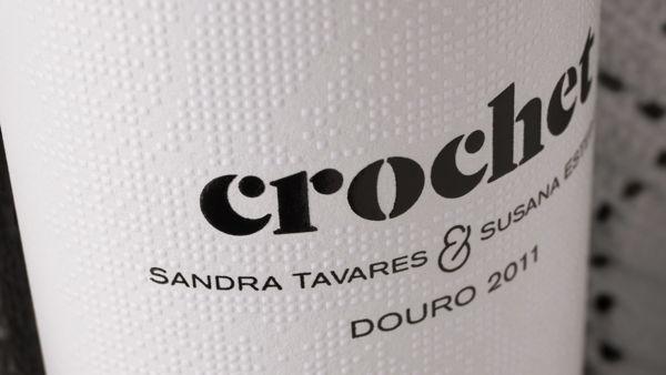 CROCHET WINE