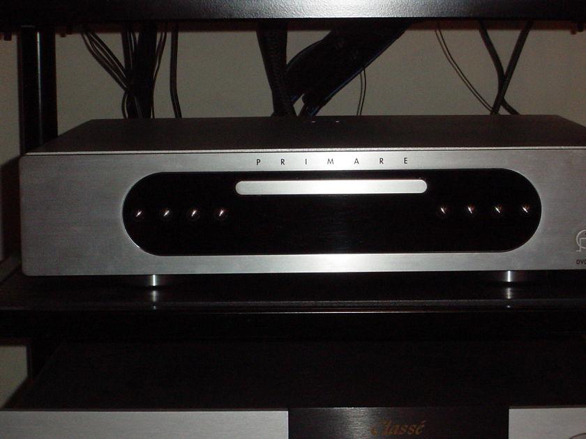 Primare DVD30 CD/DVD SACD Universal Player