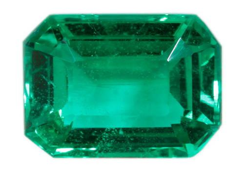 Pure quality emerald