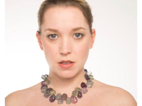Handmade, Artisan Necklace by Designer Gabrielle Friedman