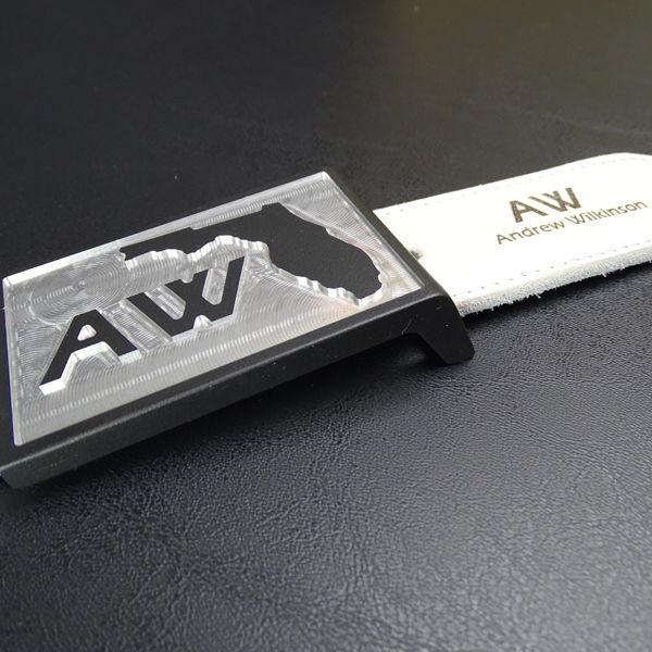 Andrew Wilkinson Custom Belt
