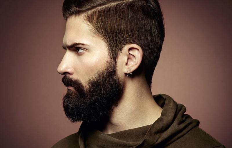 Beard Thickness